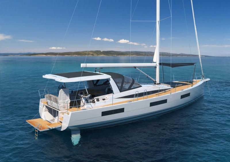 Jeanneau Yachts 60 │ Jeanneau Yachts of 18m │ Boat Sailboat Jeanneau  20846