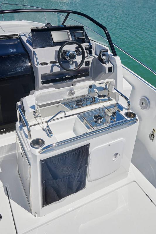 Leader 7.5 Series 3 │ Leader of 7m │ Boat powerboat Jeanneau  23125
