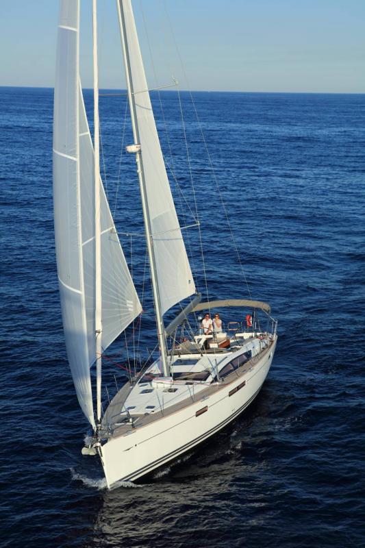 Jeanneau 58 │ Jeanneau Yachts of 18m │ Boat Sailboat Jeanneau  17531