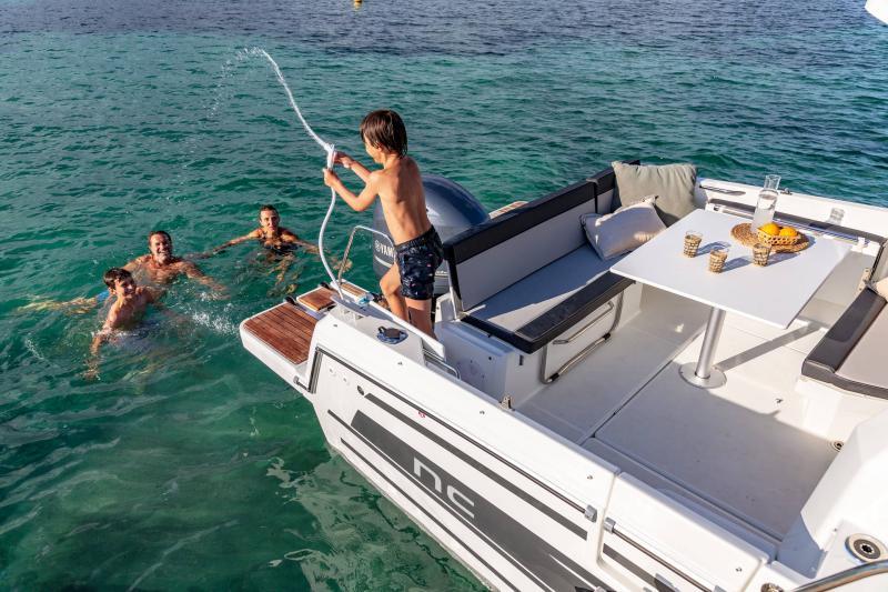 NC 795 Series 2 │ NC Weekender of 8m │ Boat powerboat Jeanneau  21937