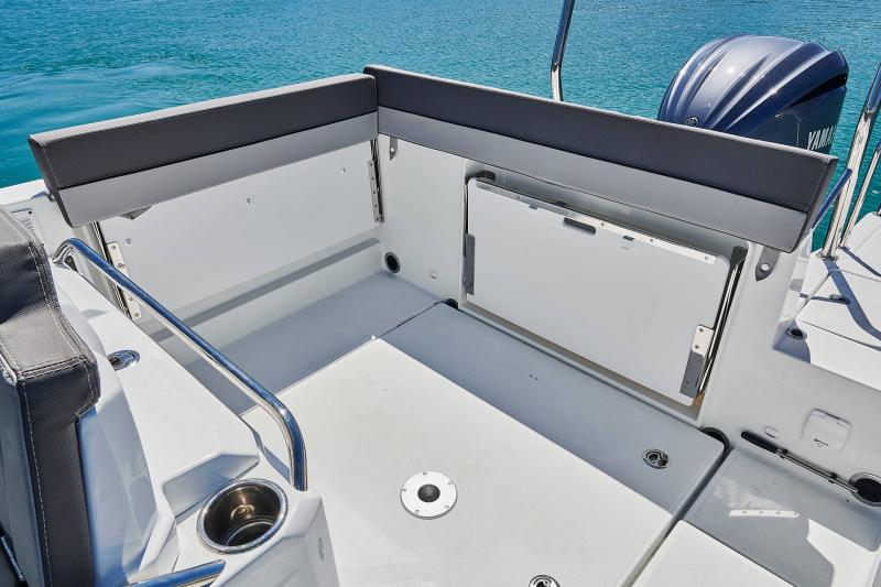 Leader 7.5 CC Series 3 │ Leader CC of 7m │ Boat powerboat Jeanneau  23080