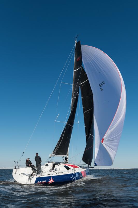 Sun Fast 3300 │ Sun Fast of 10m │ Boat Veleros Jeanneau  19099
