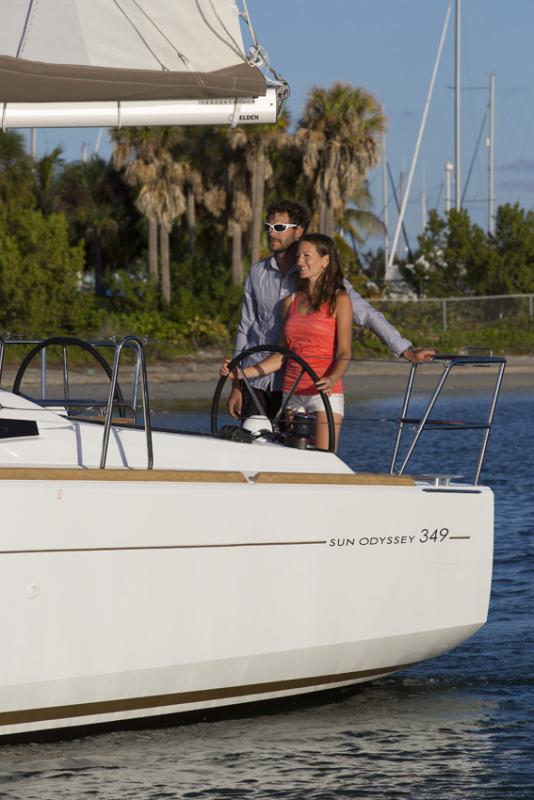 Sun Odyssey 349 │ Sun Odyssey of 10m │ Boat Veleros Jeanneau barco Sun-Odyssey-349 928