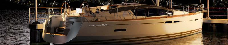 Sun Odyssey 44 DS │ Sun Odyssey DS of 13m │ Boat Barche a vela Jeanneau barche Sun-Odyssey-DS-44DS 283
