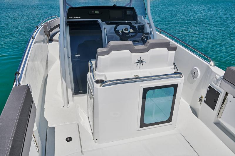 Leader 7.5 CC Series 3 │ Leader CC of 7m │ Boat powerboat Jeanneau  23082