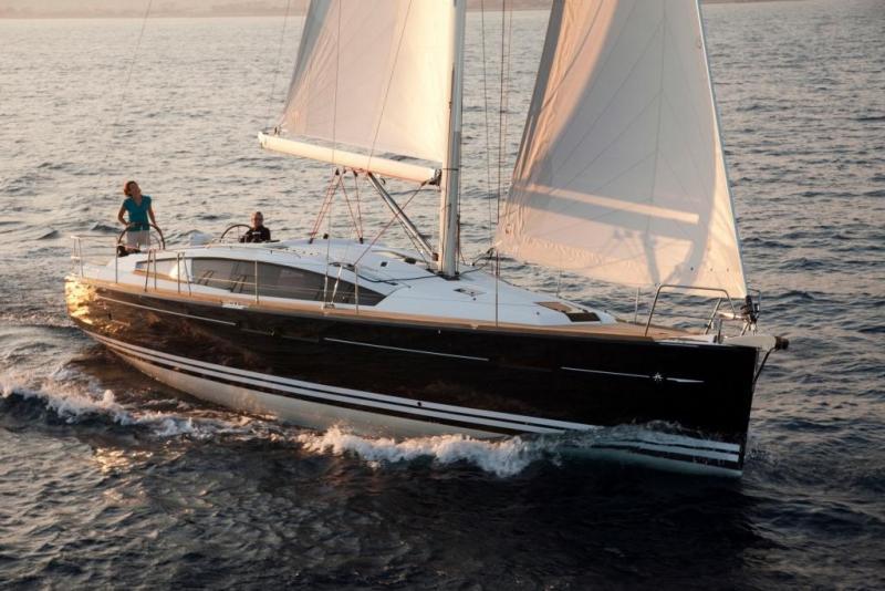 Sun Odyssey 44 DS │ Sun Odyssey DS of 13m │ Boat Sailboat Jeanneau boat Sun-Odyssey-DS-44DS 374