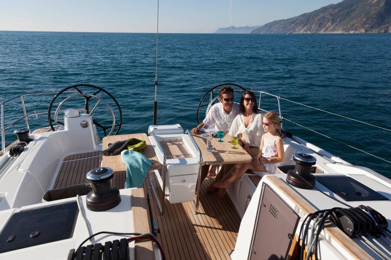 Sun Odyssey 479 │ Sun Odyssey of 14m │ Boat Segelboote Jeanneau  13244