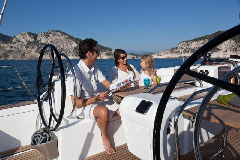 Sun Odyssey 479 │ Sun Odyssey of 14m │ Boat Segelboote Jeanneau  13239