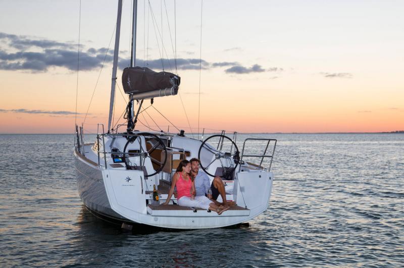 Sun Odyssey 349 │ Sun Odyssey of 10m │ Boat Sailboat Jeanneau  19139
