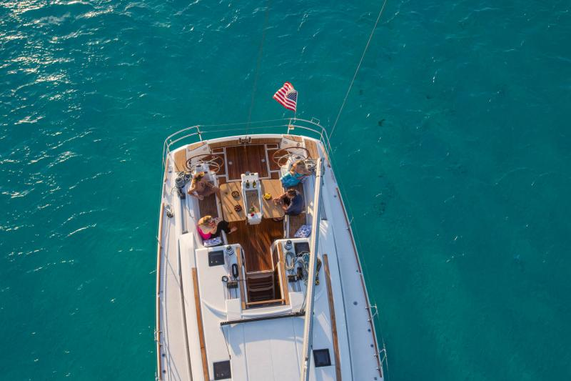 Sun Odyssey 479 │ Sun Odyssey of 14m │ Boat Segelboote Jeanneau  13266