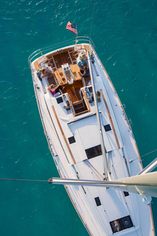 Sun Odyssey 479 │ Sun Odyssey of 14m │ Boat Segelboote Jeanneau  13267