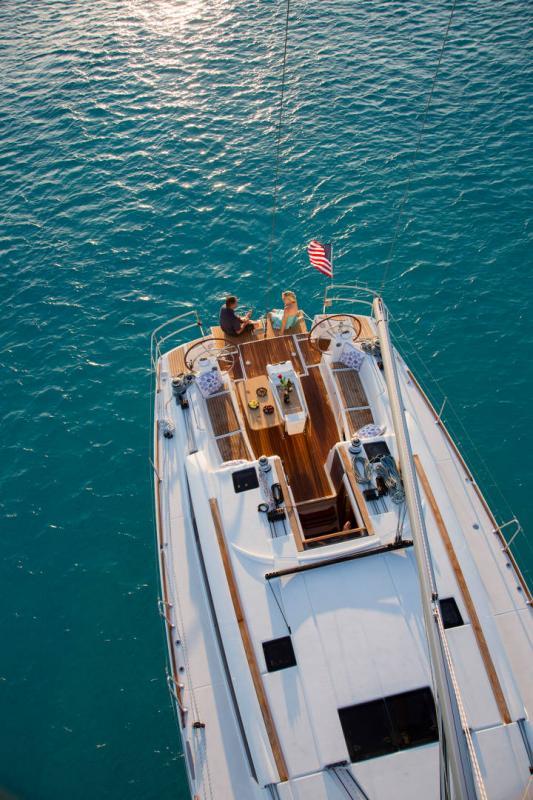 Sun Odyssey 479 │ Sun Odyssey of 14m │ Boat Barche a vela Jeanneau  13268