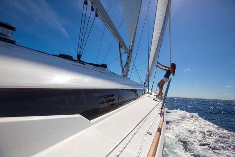 Sun Odyssey 479 │ Sun Odyssey of 14m │ Boat Segelboote Jeanneau  13284