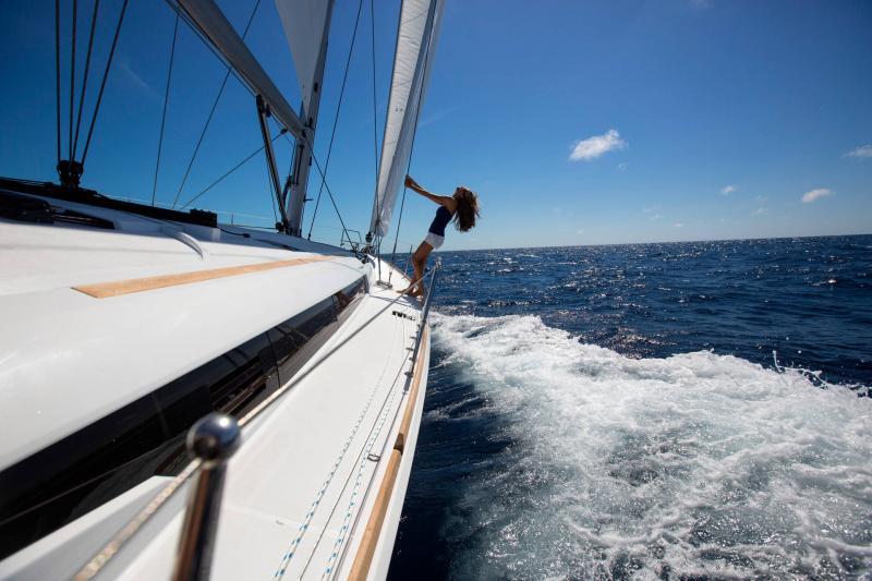 Sun Odyssey 479 │ Sun Odyssey of 14m │ Boat Segelboote Jeanneau  13285