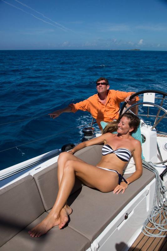 Sun Odyssey 479 │ Sun Odyssey of 14m │ Boat Barche a vela Jeanneau  13278