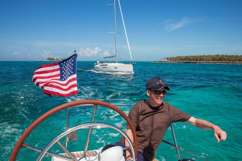 Sun Odyssey 479 │ Sun Odyssey of 14m │ Boat Segelboote Jeanneau  13274