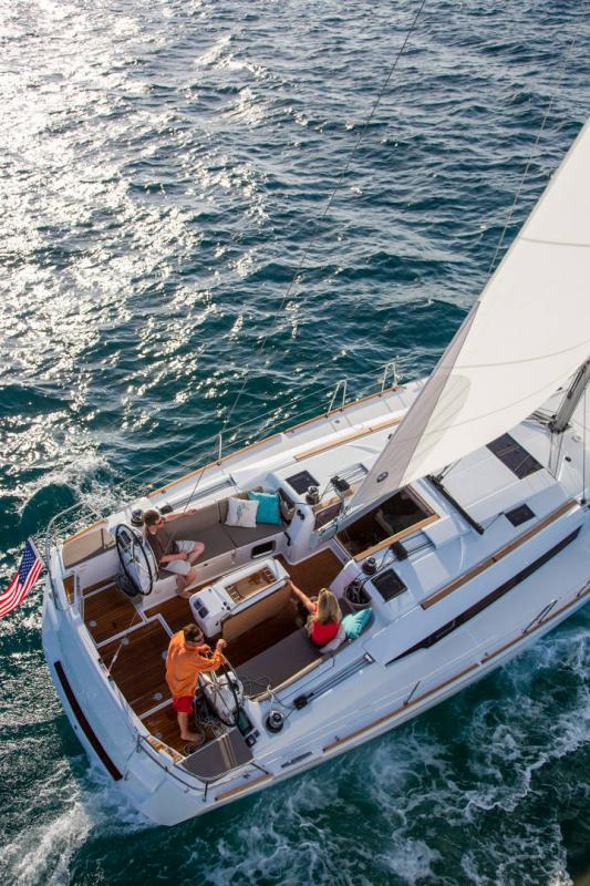 Sun Odyssey 479 │ Sun Odyssey of 14m │ Boat Segelboote Jeanneau  13255