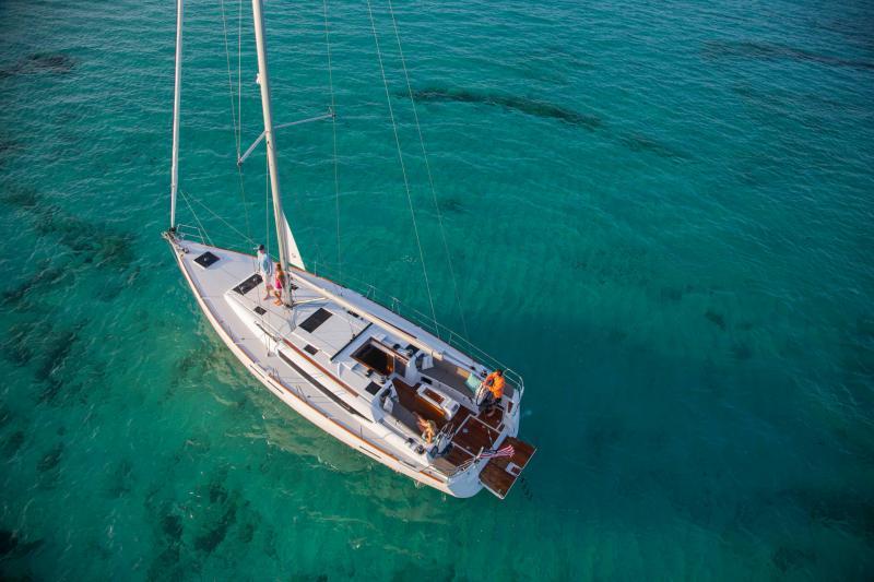 Sun Odyssey 479 │ Sun Odyssey of 14m │ Boat Segelboote Jeanneau  13272