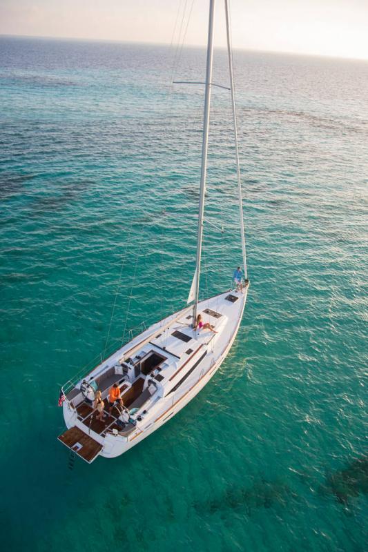 Sun Odyssey 479 │ Sun Odyssey of 14m │ Boat Segelboote Jeanneau  13269