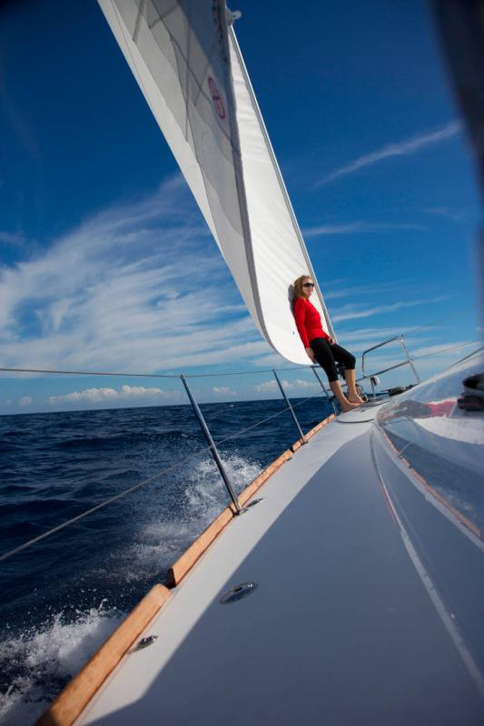 Sun Odyssey 479 │ Sun Odyssey of 14m │ Boat Segelboote Jeanneau  13292