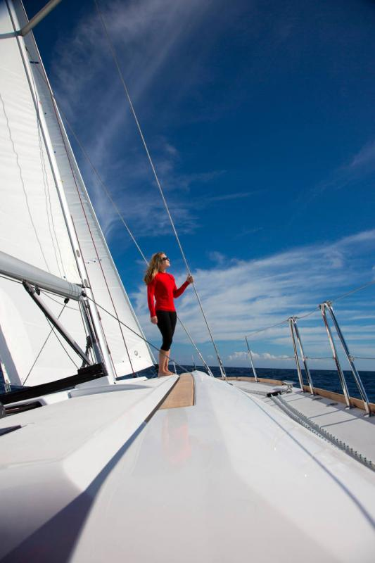 Sun Odyssey 479 │ Sun Odyssey of 14m │ Boat Segelboote Jeanneau  13293
