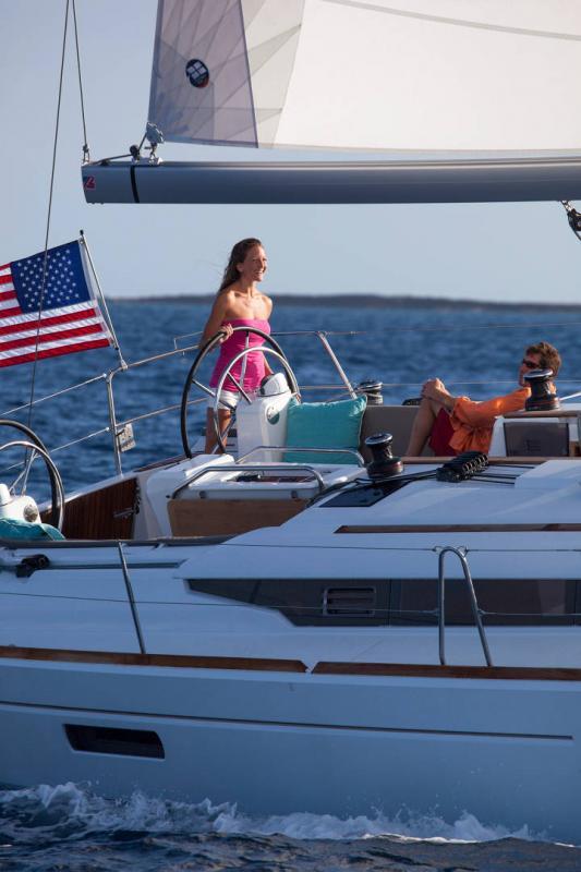 Sun Odyssey 479 │ Sun Odyssey of 14m │ Boat Segelboote Jeanneau  13260