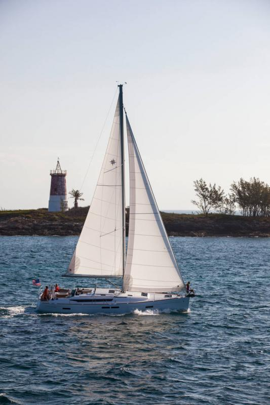 Sun Odyssey 479 │ Sun Odyssey of 14m │ Boat Segelboote Jeanneau  13262
