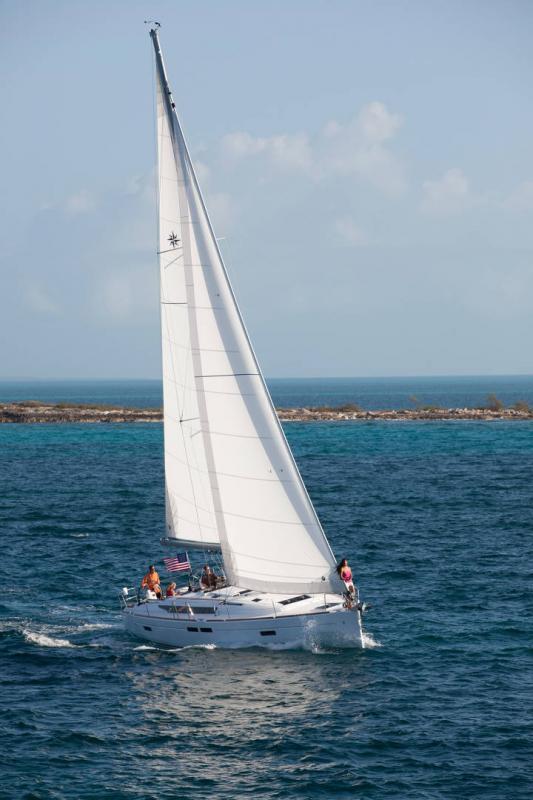 Sun Odyssey 479 │ Sun Odyssey of 14m │ Boat Segelboote Jeanneau  13264