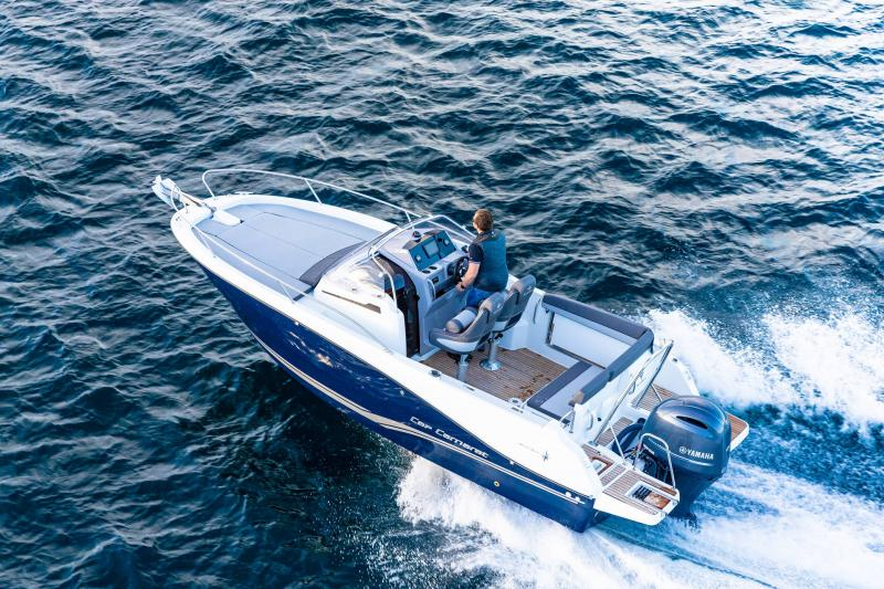 Cap Camarat 6.5 WA série3 │ Cap Camarat Walk Around of 6m │ Boat powerboat Jeanneau  17190