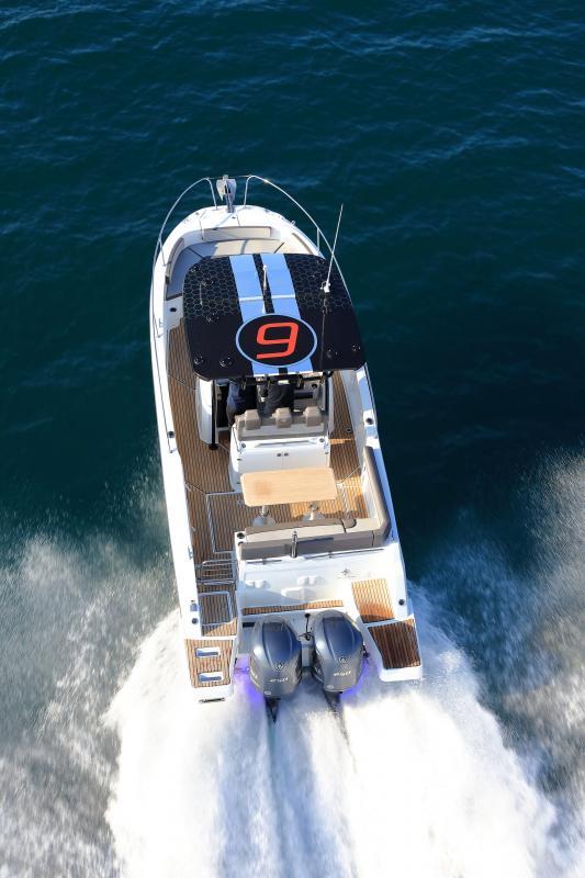 Cap Camarat 9.0 CC │ Cap Camarat Center Console of 9m │ Boat Outboard Jeanneau Cap Camarat 9.0 CC 11366