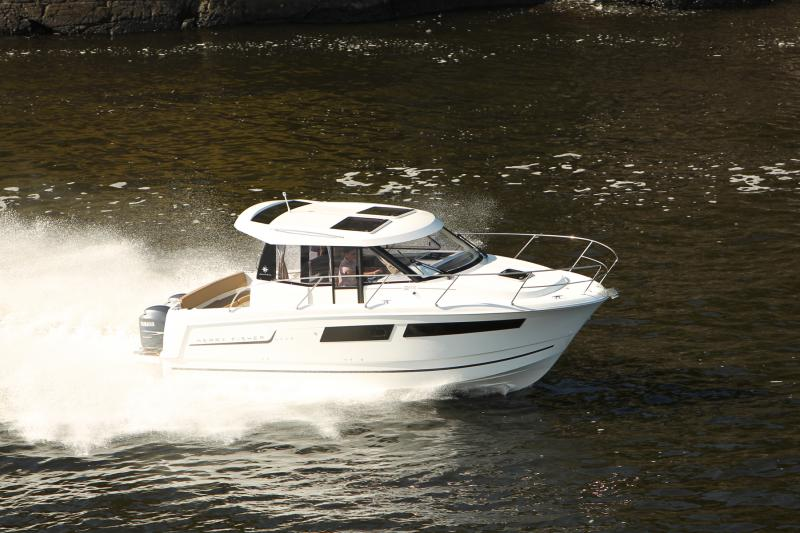 Merry Fisher 855 │ Merry Fisher of 9m │ Boat powerboat Jeanneau boat Merry-Fisher-855 339