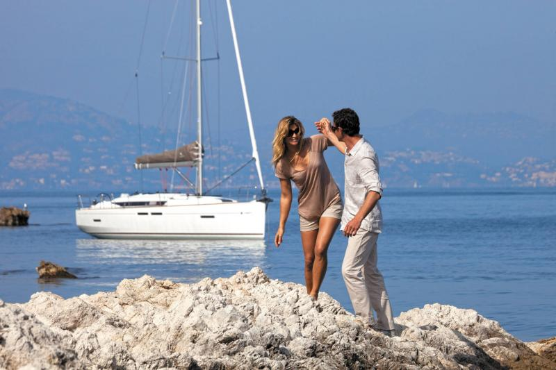 Sun Odyssey 419 │ Sun Odyssey of 13m │ Boat Barche a vela Jeanneau  13069