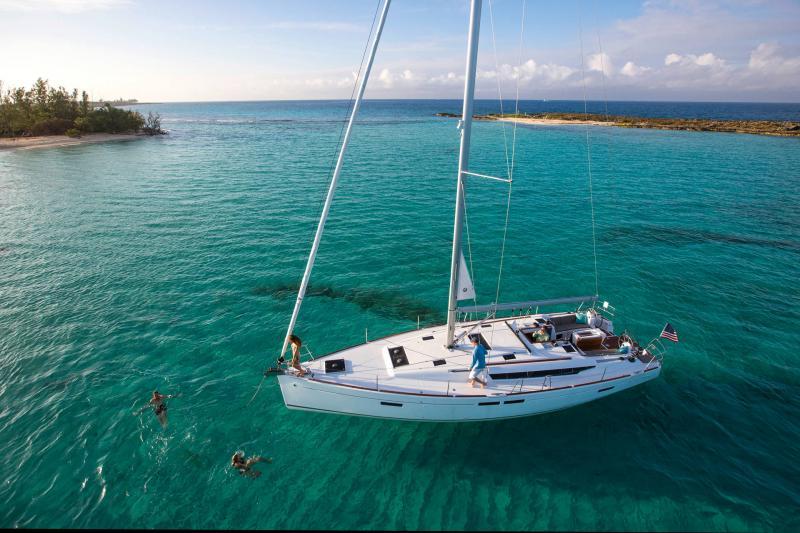 Sun Odyssey 479 │ Sun Odyssey of 14m │ Boat Segelboote Jeanneau  13265