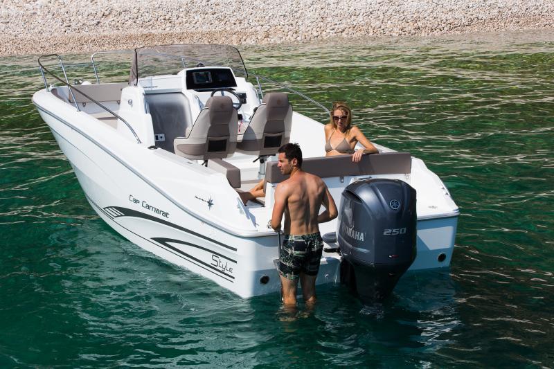Cap Camarat 7.5 CC │ Cap Camarat Center Console of 7m │ Boat Outboard Jeanneau bateau Cap_Camarat-7.5CCs2 1787