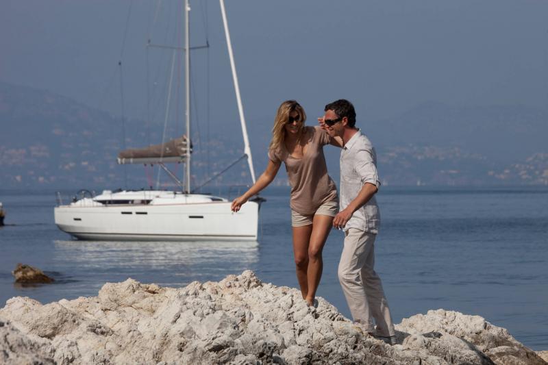 Sun Odyssey 419 │ Sun Odyssey of 13m │ Boat Barche a vela Jeanneau  13075