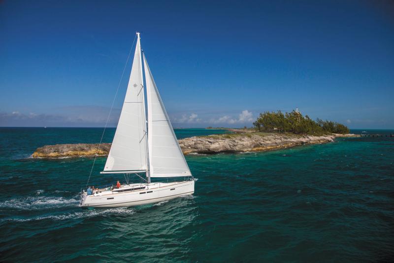 Sun Odyssey 479 │ Sun Odyssey of 14m │ Boat Segelboote Jeanneau  13250