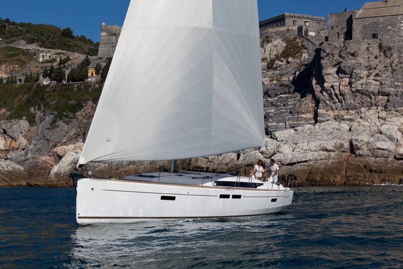 Sun Odyssey 479 │ Sun Odyssey of 14m │ Boat Barche a vela Jeanneau  13227