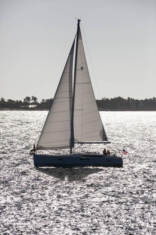 Sun Odyssey 479 │ Sun Odyssey de 14m │ Bateaux Voiliers Jeanneau  19582