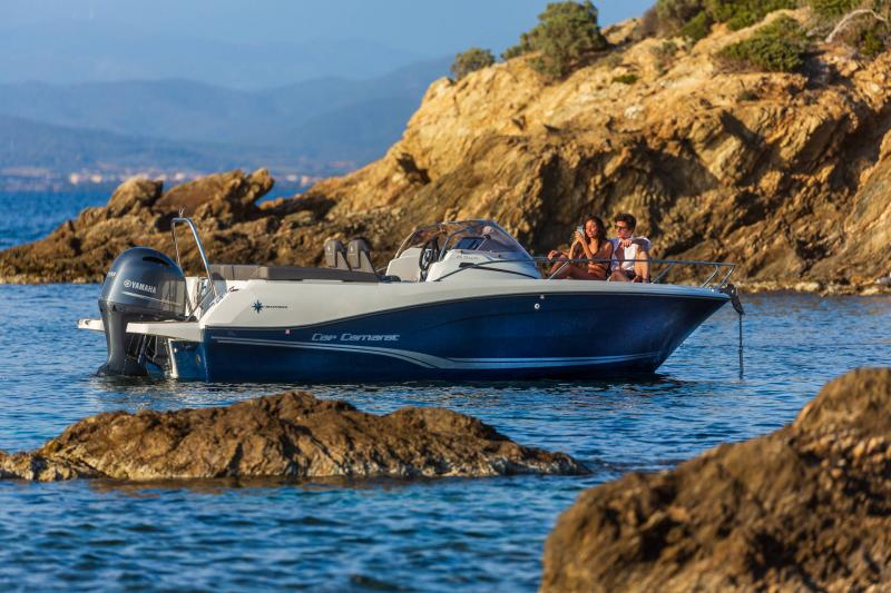 Cap Camarat 6.5 WA série3 │ Cap Camarat Walk Around of 6m │ Boat powerboat Jeanneau  17192
