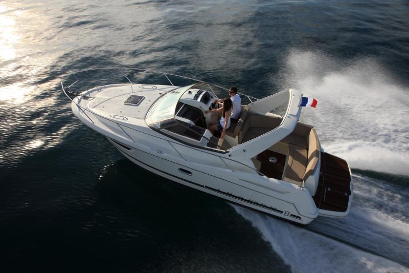 Leader 8 │ Leader of 9m │ Boat powerboat Jeanneau boat Leader-Leader8 60
