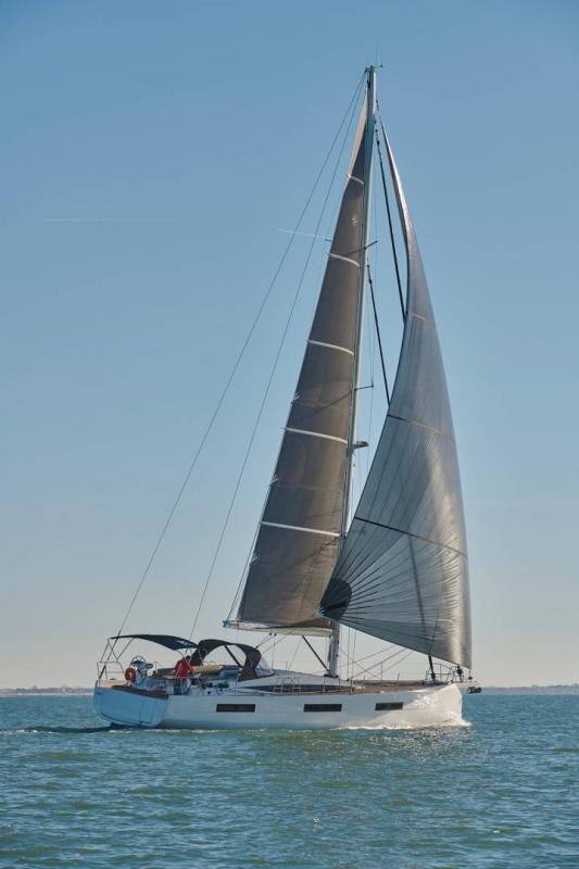 Jeanneau Yachts 60 │ Jeanneau Yachts of 18m │ Boat Sailboat Jeanneau 1-Navigation 22543