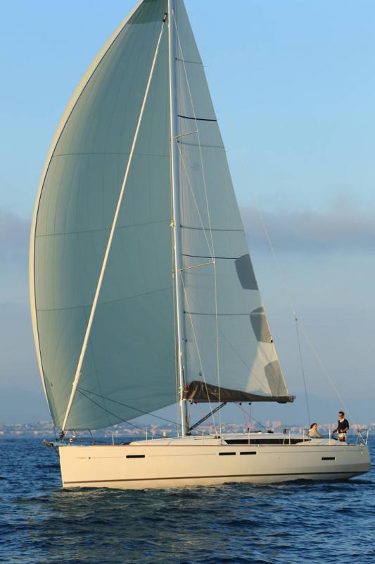 Sun Odyssey 449 │ Sun Odyssey of 14m │ Boat Veleros Jeanneau  13182