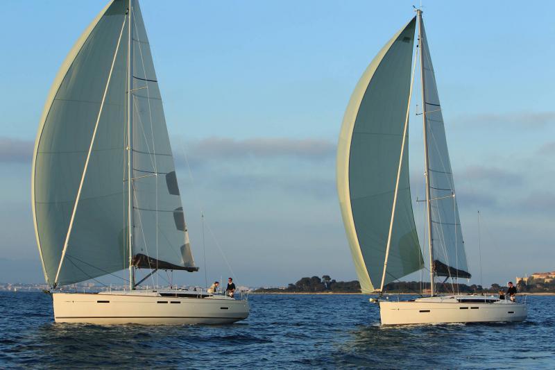 Sun Odyssey 449 │ Sun Odyssey of 14m │ Boat Veleros Jeanneau  13183