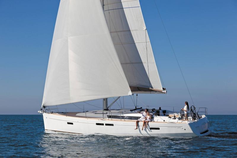Sun Odyssey 479 │ Sun Odyssey of 14m │ Boat Segelboote Jeanneau  13248