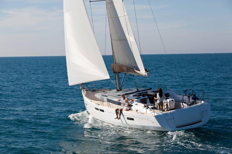 Sun Odyssey 479 │ Sun Odyssey of 14m │ Boat Segelboote Jeanneau  13236