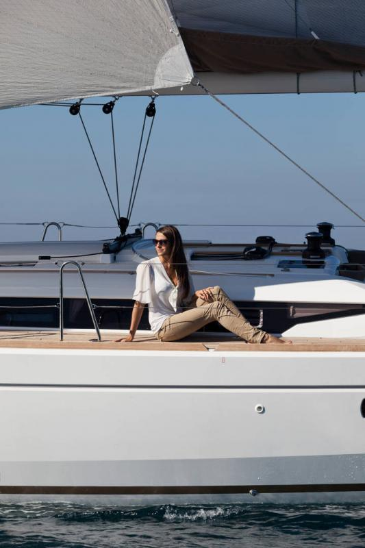Sun Odyssey 479 │ Sun Odyssey of 14m │ Boat Segelboote Jeanneau  13237