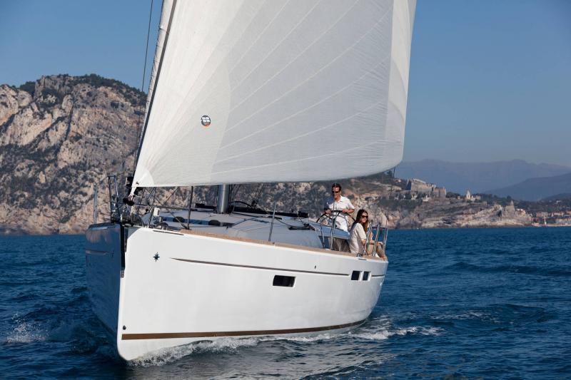 Sun Odyssey 479 │ Sun Odyssey of 14m │ Boat Segelboote Jeanneau  13238