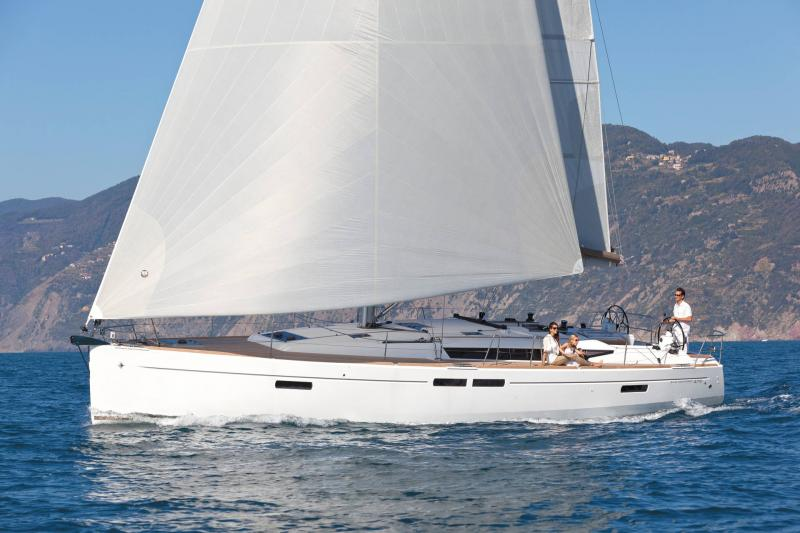 Sun Odyssey 479 │ Sun Odyssey of 14m │ Boat Segelboote Jeanneau  13230