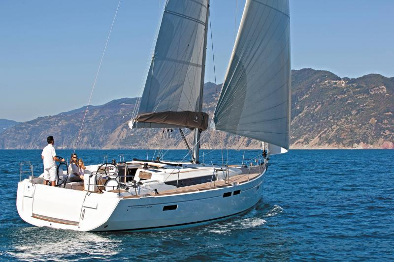 Sun Odyssey 479 │ Sun Odyssey of 14m │ Boat Segelboote Jeanneau  13229