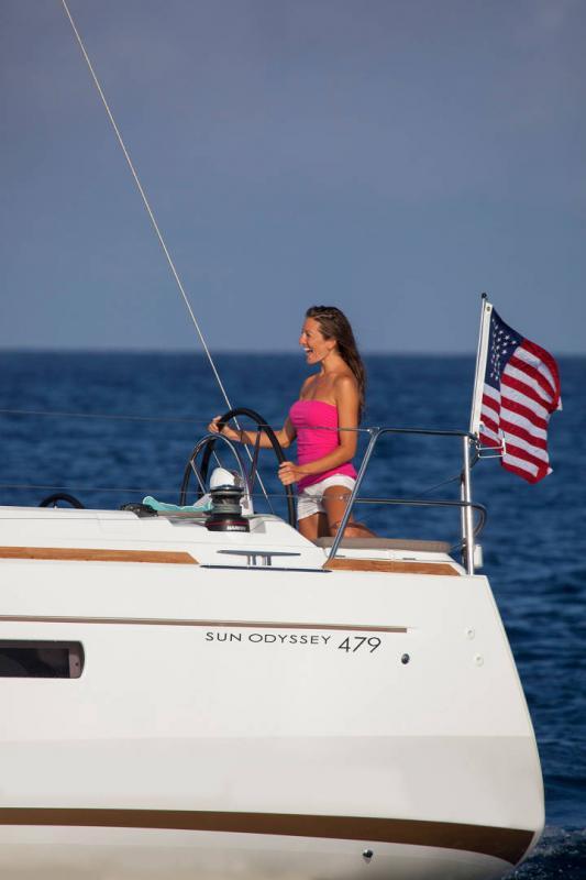 Sun Odyssey 479 │ Sun Odyssey of 14m │ Boat Barche a vela Jeanneau  13297